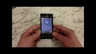 LG Optimus GT-540 Hard Reset
