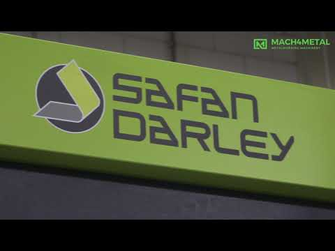 SAFAN-DARLEY E Brake Video