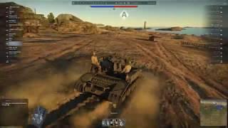 War Thunder [Thai]  Tank Realistic Battles  เล่นชิวๆ55555+