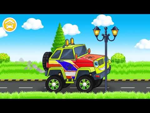 Carwash video