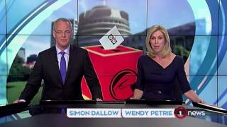 TVNZ: 1 NEWS at 6 Open - 1st February 2017