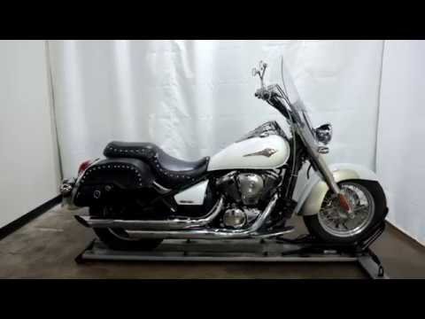 2008 Kawasaki Vulcan® 900 Classic LT in Eden Prairie, Minnesota - Video 1