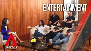 Foo Fighters on being a 'dad band'