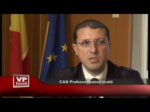 CAS Prahova, sanctionata