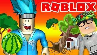 Нас НЕ ПОБЕДИТЬ с НИКОЛЬ CrazyFamily в ROBLOX   детский летсплей от канала ЖЕСТЯНКА