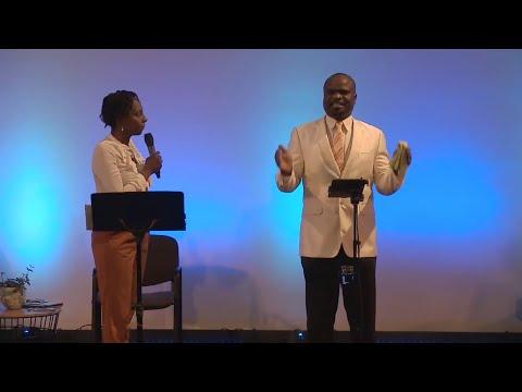 Gastspreker Hayford Obeng