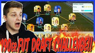 FIFA 16 190 RATED FUT DRAFT CHALLENGE DEUTSCH  ULTIMATE TEAM  SCHLIMMSTE CHALLENGE EVER