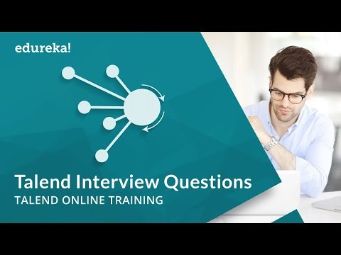 Talend Interview Questions and Answers | Talend Online Training ...
