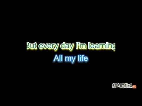 Samantha Barks – On My Own – (instrumental – karaoke ) Les Miserables