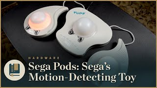 Sega Pods: Sega's Motion-Detecting Toy | Gaming Historian