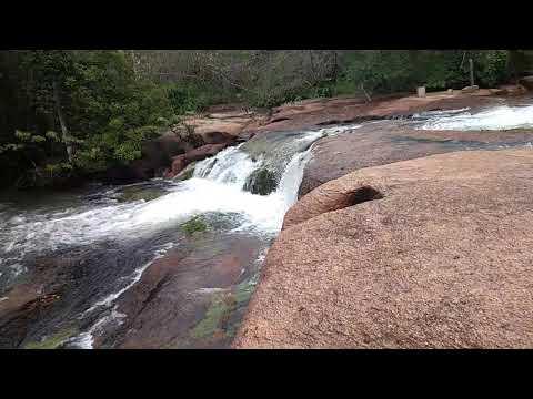 Cachoeira em bannach Pará