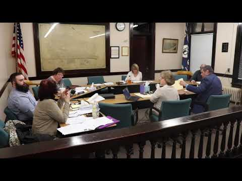 Charleroi Council Meeting 2/6/2019