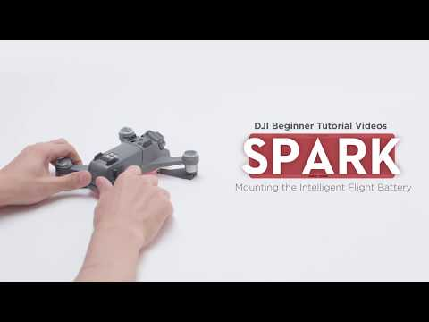 Spark Drone Tutorial Videos for Beginners & Experts