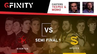 Exertus vs Splyce (CWL Summer Masters Semi-Final 1)