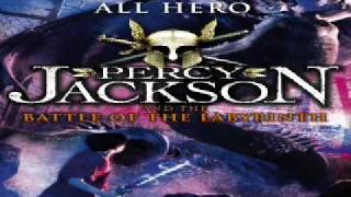 Rick Riordan - Percy Jackson and the Battle of the Labyrinth (audiobook) - Puffin Books