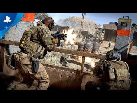 COD: Modern Warfare 2v2 Mode Alpha Hits PS4 August 23