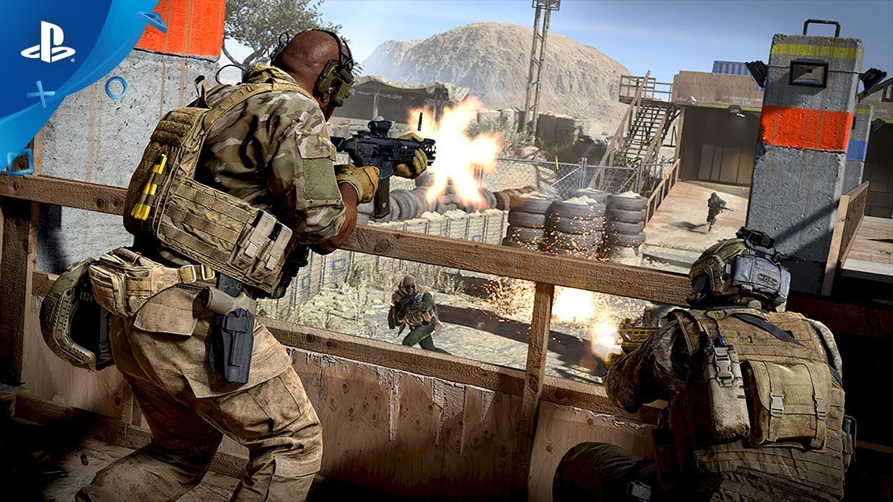 COD: Modern Warfare 2v2 Mode Alpha Hits PS4 August 23