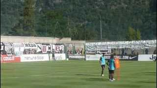 preview picture of video 'Juventus Summer Village '12 Tattica'