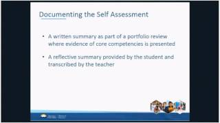 Assessment of the Core Competencies with Pat Horstead