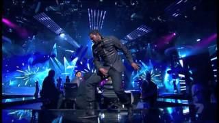 Jason Derulo - The Sky's The Limit (X Factor 2010)