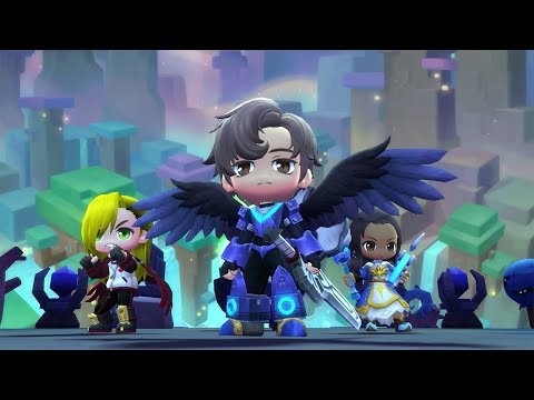 MapleStory 2 Official Launch Trailer - Today's the Day!