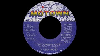 Diana Ross ~ I'm Coming Out 1980 Disco Purrfection Version