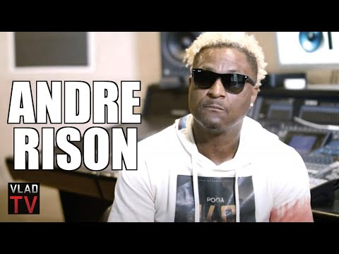 Andre Rison on Getting the News that Left Eye Died at Age 30 (Part 14)