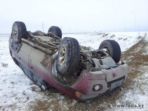 Подборка аварий за январь 2013 / видео