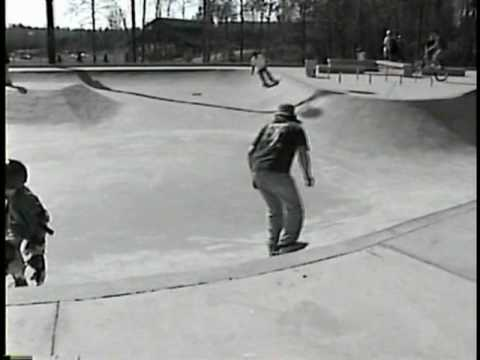 OSSF Atlanta Georgia. Part 1. Pinckneyville Skateboard Park. SnakeSession.Com.