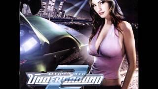 NFS Underground 2 Soundtracks - Felix Da Housecat - Rocket Ride (Soulwax Remix)
