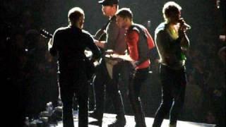 "Green Eyes Acoustic - Coldplay ""VIVA LA VIDA TOUR"" in Japan"