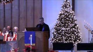 "Fourth Advent of LOVE: ""God Loves You and I'm Working on It""; Scripture Reading: 1 Joh"