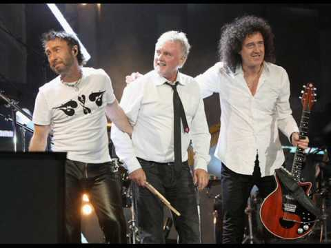 Queen and Paul Rodgers - Shooting Star - Rare Live Moscow 2008 tour