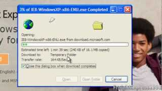 How to download & install (upgrade from IE6 or IE7) to Internet Explorer 8 on Windows XP