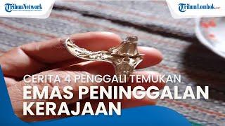 Kisah 4 Pria di Bima Temukan Perhiasan Emas saat Gali Kubur, Diduga Peninggalan Zaman Kerajaan