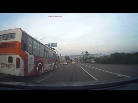 中山路三段近烏日高鐵站的車禍