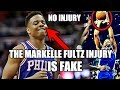 Download Youtube: Why the Markelle Fultz Injury is FAKE