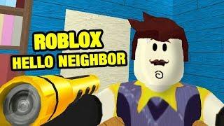 NEIGHBOR ROBLOX - Hello Neighbor Roblox