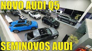 Novos e seminovos da Audi Center Sorocaba