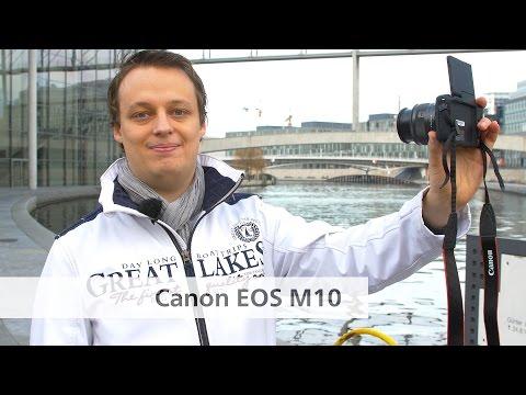 Canon EOS M10 - 'gut und günstig' oder einfach nur billig? [Deutsch]