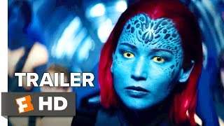 X-Men: Dark Phoenix Trailer #1 (2019) | Movieclips Trailers