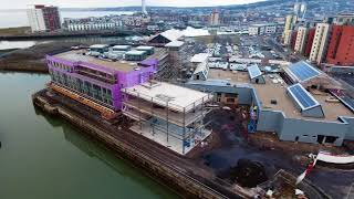 Exciting year ahead for SA1 Swansea Waterfront development
