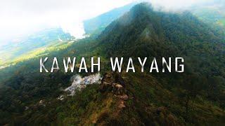 Diwfpv - Kawah Wayang Pangalengan | FPV Cruising