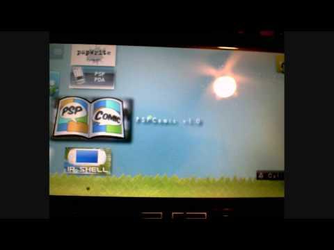 irshell psp 6 60 skype