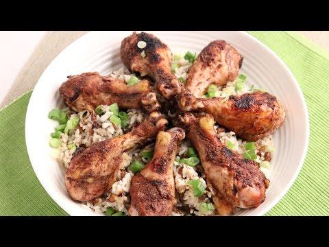 Jerk Chicken with Coconut Rice | Episode 1031