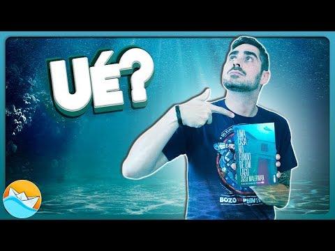 UMA CASA NO FUNDO DE UM LAGO (sem spoiler)   Josh Malerman