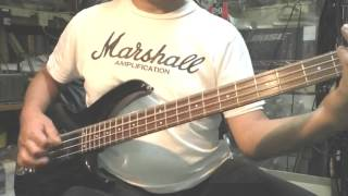 ANGEL DUST/LOUDNESS/BASS COVER