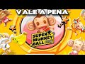Vale A Pena Super Monkey Ball Banana Blitz Hd nintendo