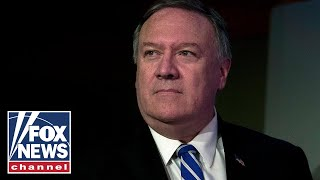 Pompeo testifies before Senate on State Dept budget