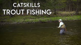Legendary Catskills Trout Fishing | Birthplace Of American Fly Fishing